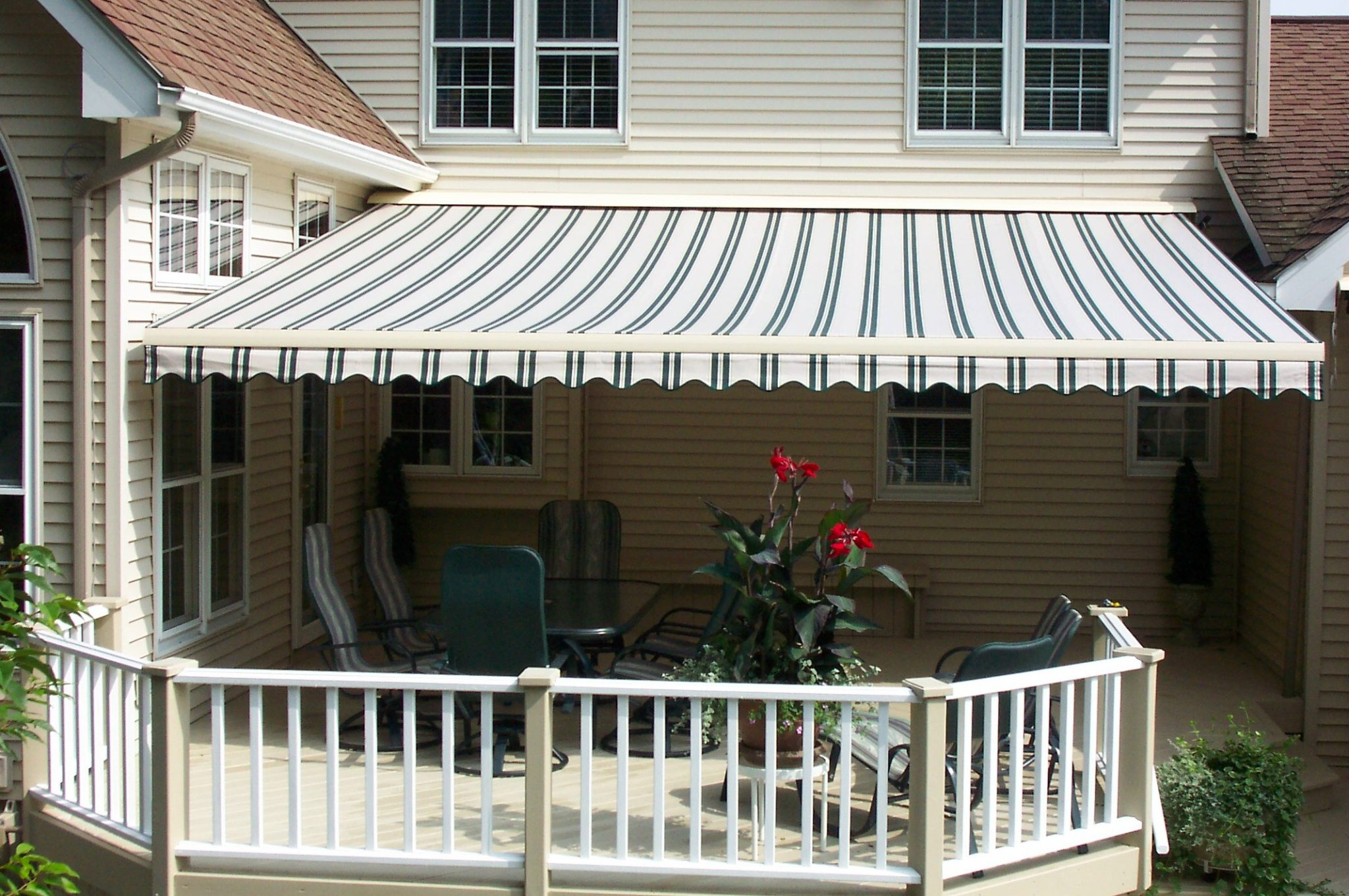 Sunsetter Retractable Awnings 28 Images Deck And Patio