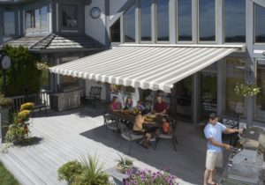 Sunsetter Retractable Awning