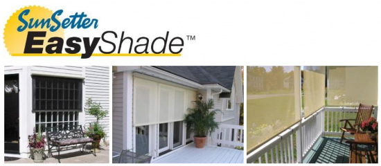 Sunsetter Retractable Awning - ABC Windows And More